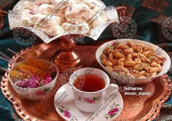 گز سوغات اصفهان