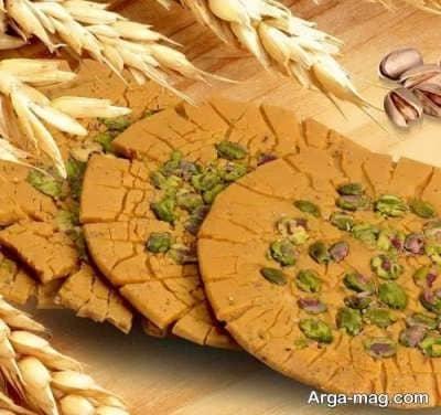 سوهان تخته ای یکی از محبوب ترین سوهان ها برای سوغاتی است.