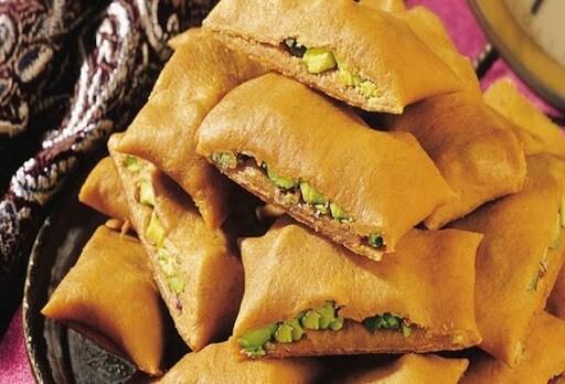 سوهان گزی در انواع متنوعی از طعمها تولید میشود.
