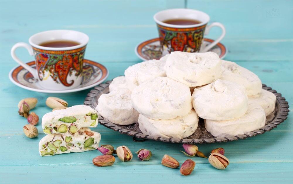 گز از پر فروش ترین محصول اصفهان میباشد