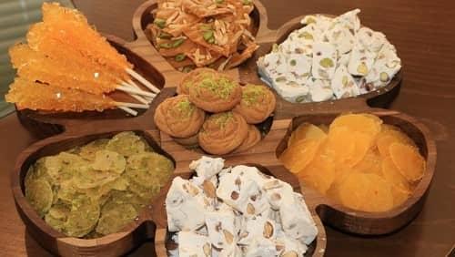 اصفهان مهد شیرینیهای لذیذ بسیاری است.