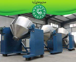 دستگاه همزن برقی صنعتی